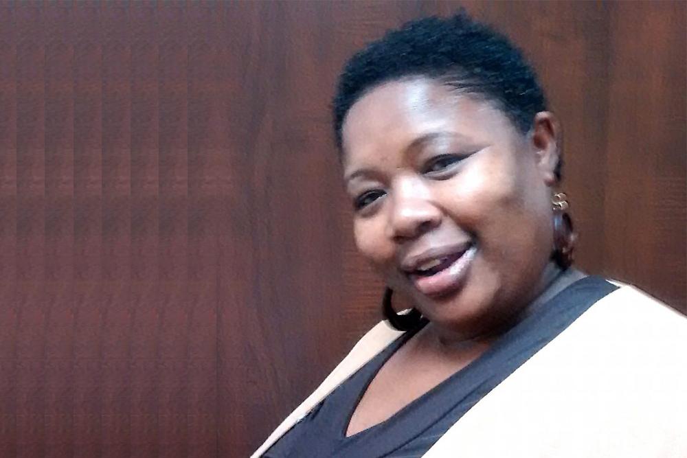 Janet Gordon, author and poet